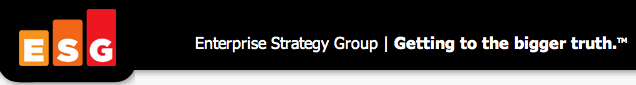 ESG - Enterprise Strategy Group