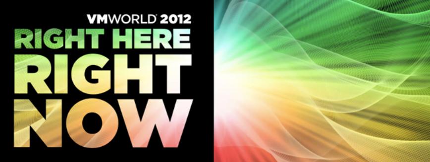 NetApp at VMworld 2012