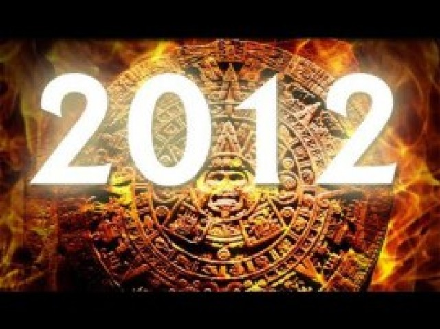 Mayan Apocalypse finally here! And Gone!