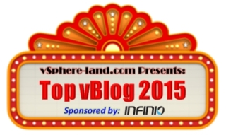 Voting Open for Top Virtualization Blogs!
