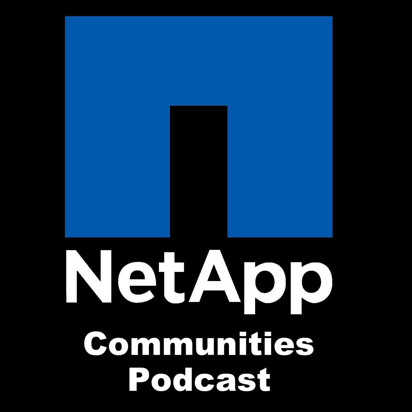 NetApp Communities Podcast